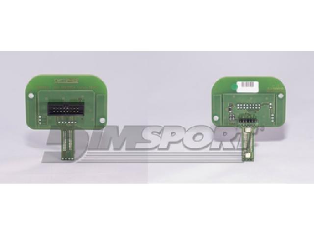 NEXUS MOTOROLA MPC55XX (TF004) CPU SET OF TERMINAL ADAPTERS FOR CAR/LCV (INCLUSIVE OF F34DM012 / F34DM013 / F34DM022 / F34DM039 TERMINAL ADAPTERS. K34DIMA METALLIC FRAME REQUIR